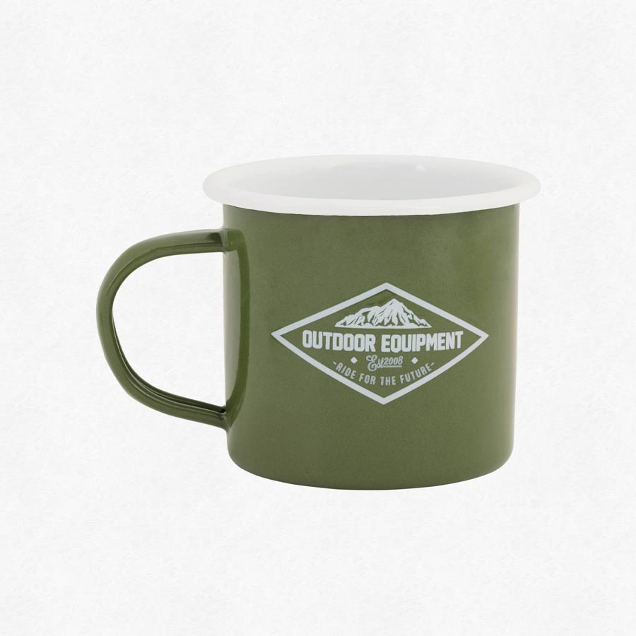 Tasse Sherman PICTURE Green Army