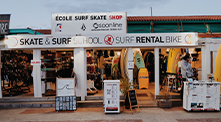 Soon line surf shop magasin surf