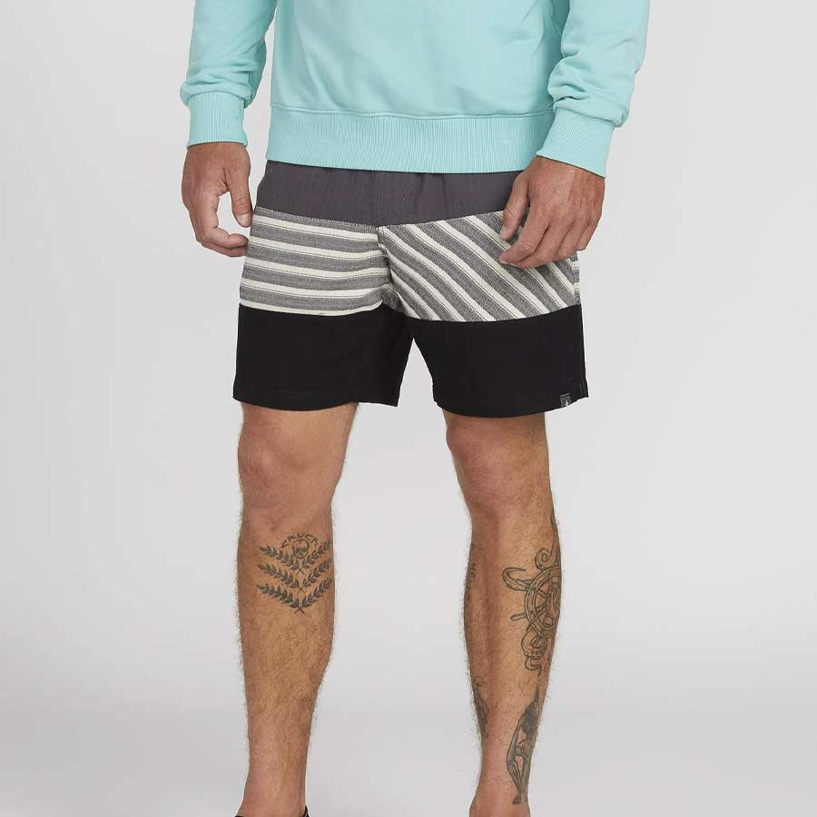 Short VOLCOM Homme Forzee Dark Charcoal