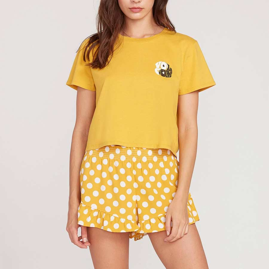 Short VOLCOM Newdles Dot