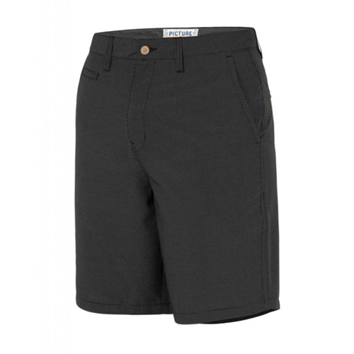 Short Homme PICTURE Moa Chino  Noir
