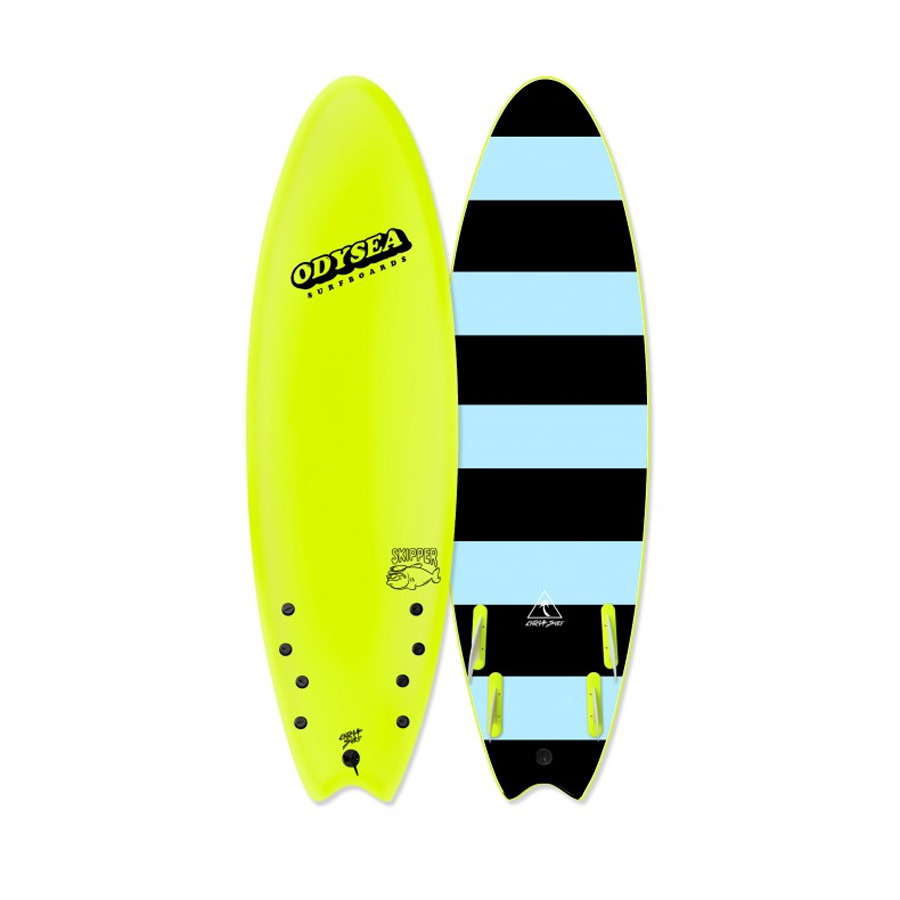 Planche de surf ODYSEA CATCH SURF Skipper Quad 6'6""
