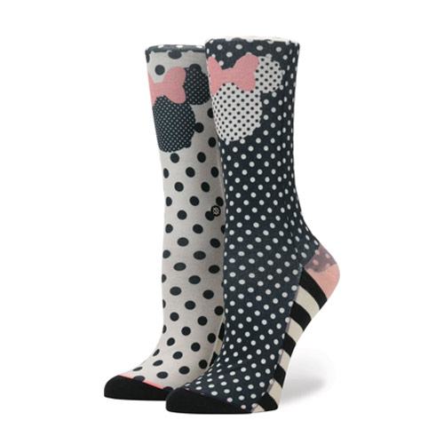 Chaussettes STANCE Sprinkled Minnie Femme