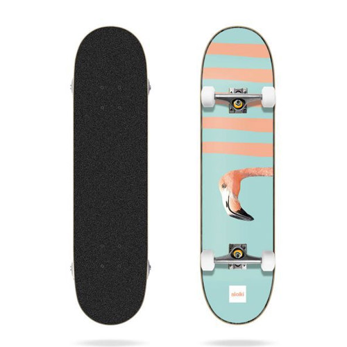 Skate Complet ALOIKI Street Tropical