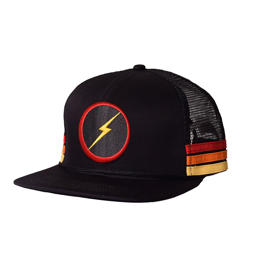 Casquette LIGHTNING BOLT Sunset Stripe