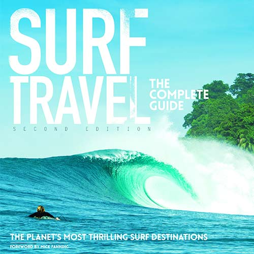 Livre SURF TRAVEL - The Complete Guide 2nd Edition