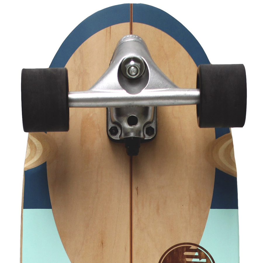 Surfskate SLIDE Swallow Nose Rider 33""