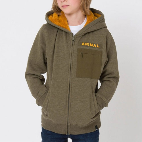 Sweat à capuche Enfant ANIMAL Delegate