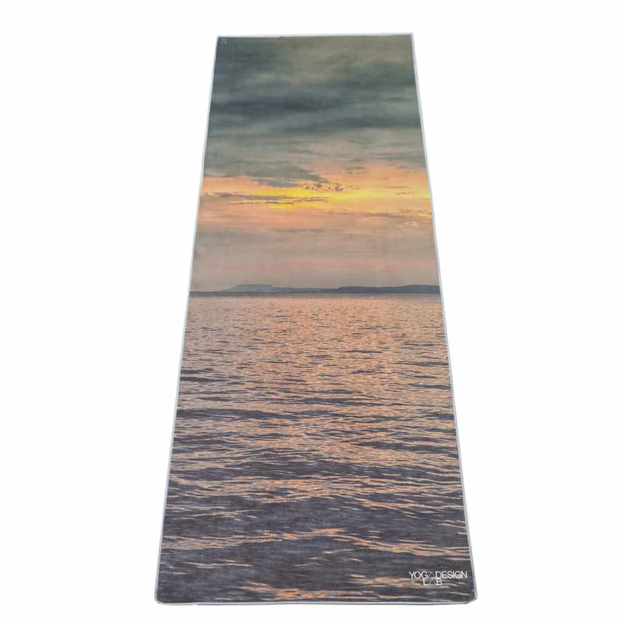Serviette tapis YOGA DESIGN LAB Sunset
