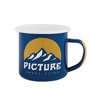 Tasse Sherman PICTURE Blue