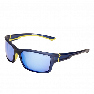 Lunettes SINNER Cayo Sport Blue Yellow