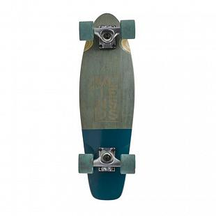 Skateboard Cruiser MINDLESS STAINED DAILY III Grey