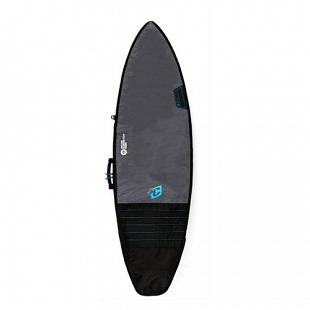Housse Shortboard Day Use Gris Cyan 6' CREATURES OF LEISURE