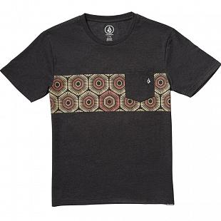T-shirt Enfant VOLCOM Patternation HTS Black