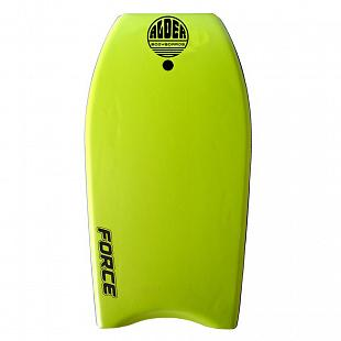 Bodyboard ALDER Force Green