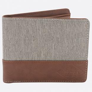 Portefeuille ANIMAL Reckless Wallet Pale Kaki