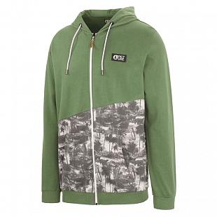 Sweat PICTURE Atlas Albury Zip Hoodie