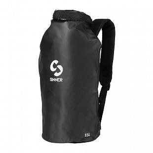 Sac étanche SINNER Dry bag 15L Black