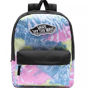 Sac VANS Realm Backpack Tie Dye Orchid