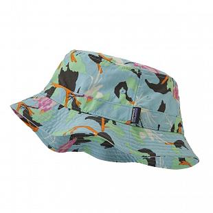 Bob PATAGONIA Wavefarer® Bucket Hat Flowers