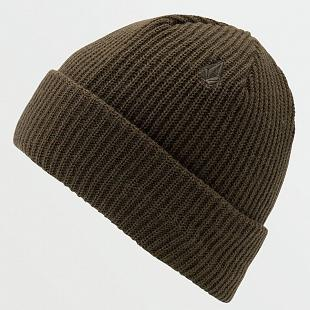 Bonnet VOLCOM Sweep Lined Beanie Brown