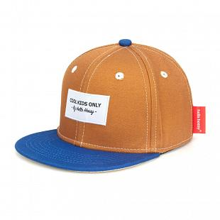 Casquette HELLO HOSSY Mini Caramel Cool dads only