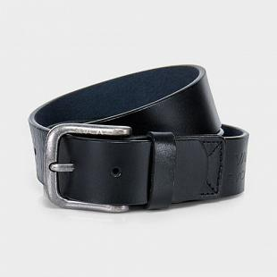 Ceinture RVCA Homme Truce Leather