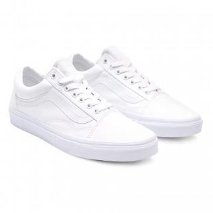 Chaussures VANS Old Skool White