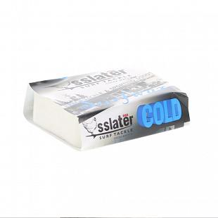 Cold Wax SSLATER Blue