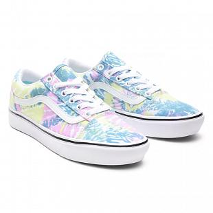 Chaussures VANS Tie Dye Comfycush Old Skool
