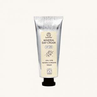 Crème Solaire SUNTRIBE All Natural Mineral Day Cream SPF20
