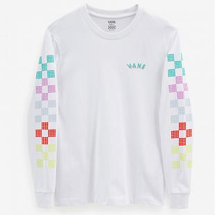 T-shirt VANS Dotty Check LS