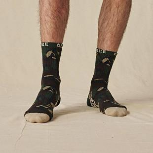 Chaussettes GLOBE Eco Camo Sock 3 Pack