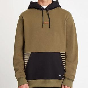 Sweat à Capuche VOLCOM Forzee Military