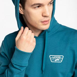 Sweat VANS Full Patch Blue
