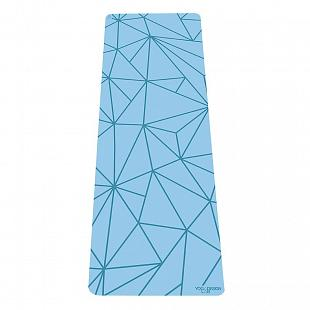 Tapis de Yoga YOGA DESIGN LAB The Infinity Mat Geo Aqua
