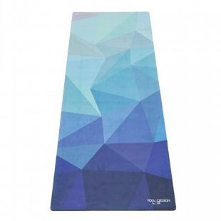 Tapis de Yoga YOGA DESIGN LAB Geo Blue