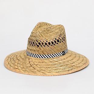 Chapeau de paille throw shade straw