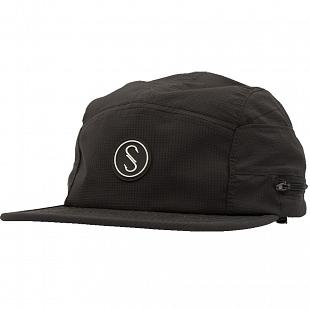 Casquette SALTY CREW Inshore 5 Panel Black