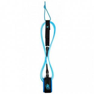 Leash Creature Of Leisure Bleu lite 5'
