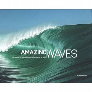 Livre AMAZING WAVES - Roger Sharp