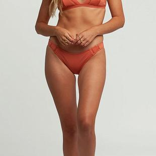 Bas Bikini RHYTHM My Cheeky Pant Orange