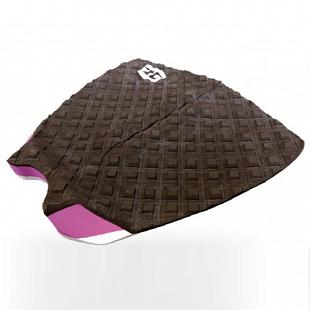 Tail Pad HURRICANE Grom Traction Marron Rose