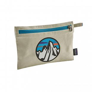 Pochette PATAGONIA Zippered Pouch Mountain