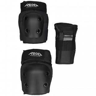 Protections REKD Junior Heavy Duty Triple Pad Set