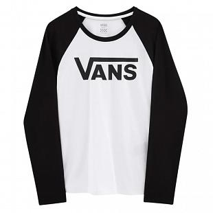 T-shirt VANS LS Raglan Flying V