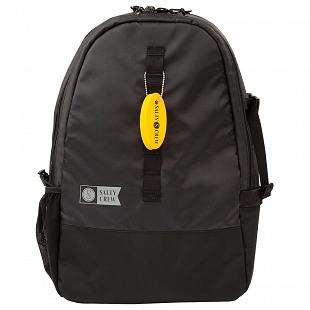 Sac à dos SALTY CREW Foot Patrol Black
