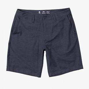 Short Rvca Hybrid Back In 19
