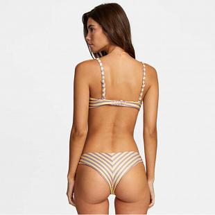 Bas Bikini RVCA Stripe Out Cheeky
