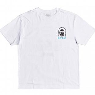 T-shirt RVCA Superblast Chaos White